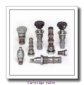 MDR-01 Hydraulic Direct Acting Cartridge Relief Valve