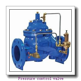 SBG Pilot Operated Hydraulic Pressure Relief Valve