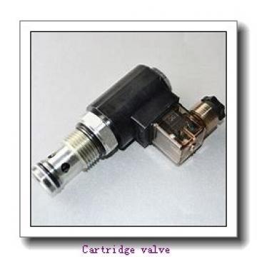 Rated pressure cartridge flow valve 0.46KG mechanical cartridge valve