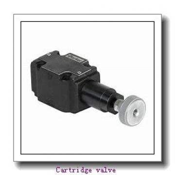 Rated pressure 350 bar weight 0.11KG oil resistant design hydraulic cartridge balancing valve
