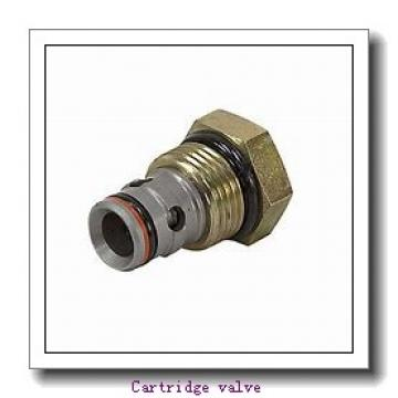 MCR/MDR Hydraulic Cartridge Directing Acting Relief Valve