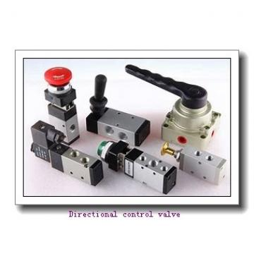 4WE6 Solenoid Operated Directional Control Hydraulic Valve