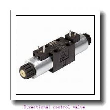 4weh solenoid directional control valve hydraulic