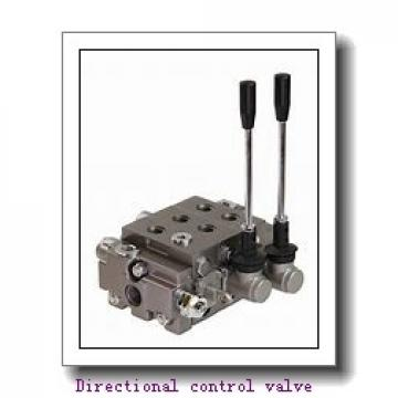 DHG Solenoid Control Pilot Operated Directional Hydraulic Valve