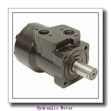 TOSION Brand moteur Poclain hidrolik MS35 MS 35 Radial Piston Hydraulic Hydraul Wheel Motor For Sale With Brake