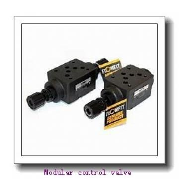 TG2G/MTCV Modular Throttle/Check Hydraulic Valve