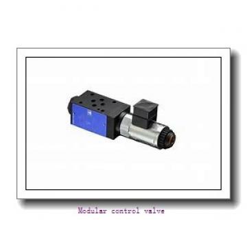 MSCV Modular Counter Balance Hydraulic Valve