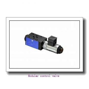 MTCV-02-A/B Hydraulic Modular Check and Throttle Valve