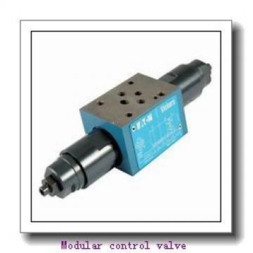 Hydraulic Modular Control Valve Series
