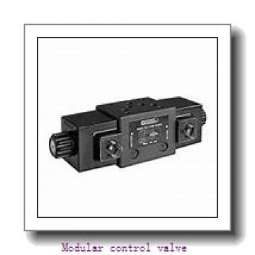 MTCV-03-A/B Hydraulic Modular Check and Throttle Valve