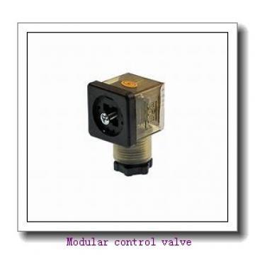 MTCV-02-W Hydraulic Modular Check and Throttle Valve