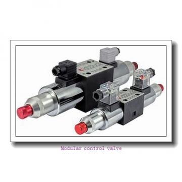 MCT Modular Throttle/Check Hydraulic Valve